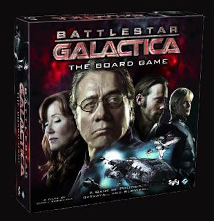 Battlestar Galactica Boxshot