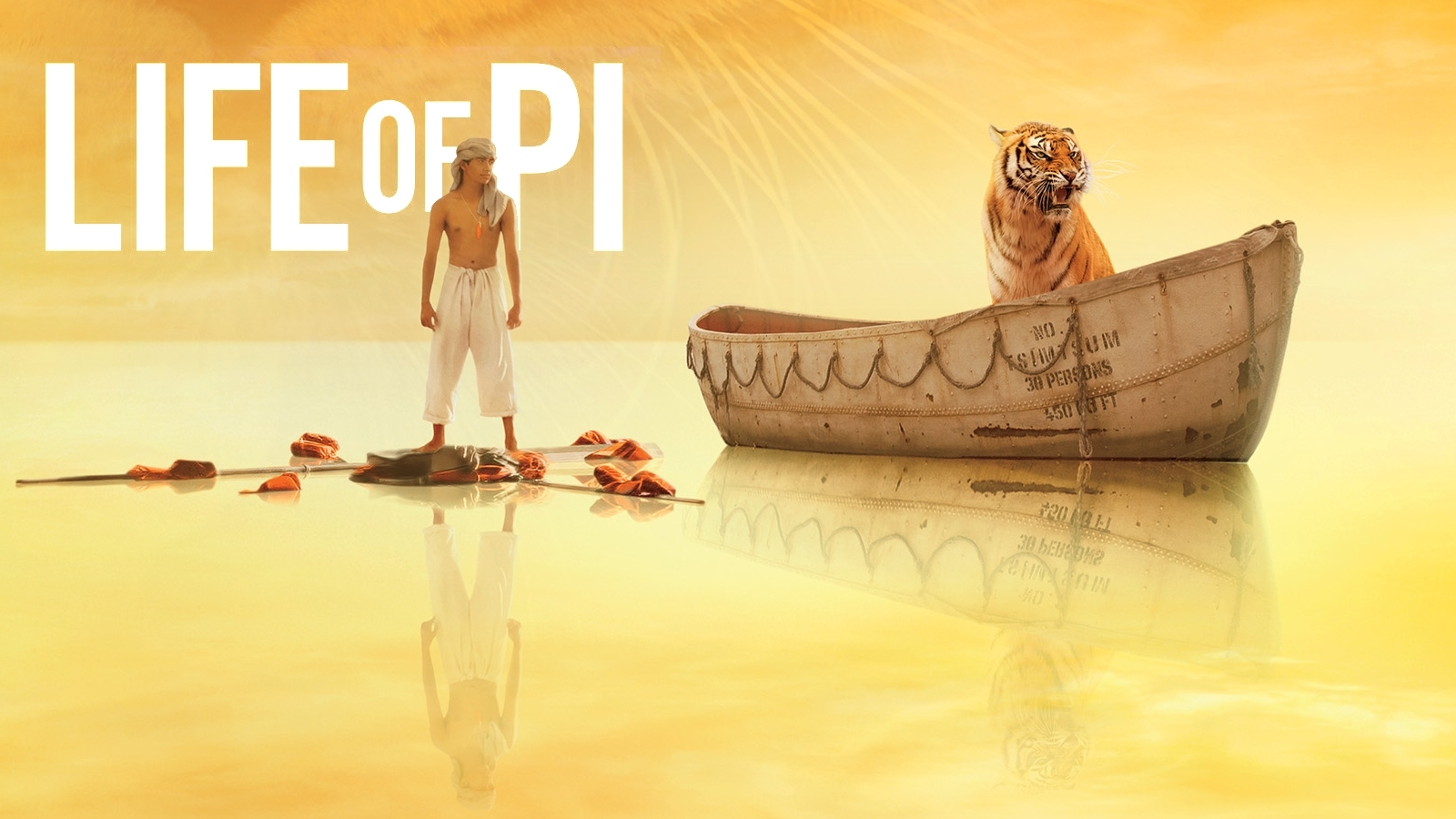 Movie worship february 2013 for Life of pi main character