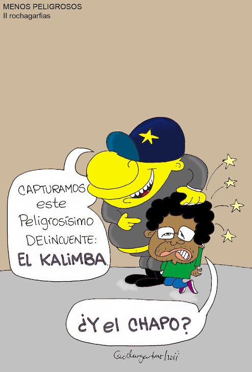 Peores que Kalimba