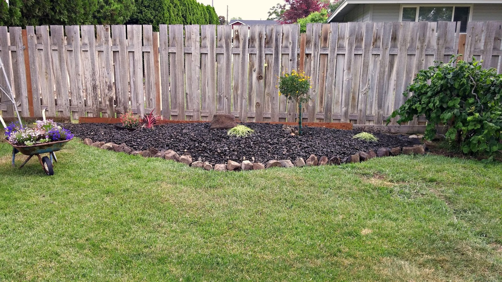 landscaping with berms and mounds part ii weekend yard work series