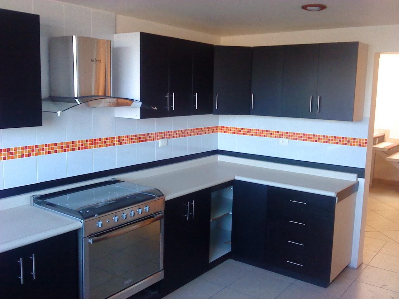 Closets y cocinas integrales residencial cocina integral for Cocinas integrales en escuadra