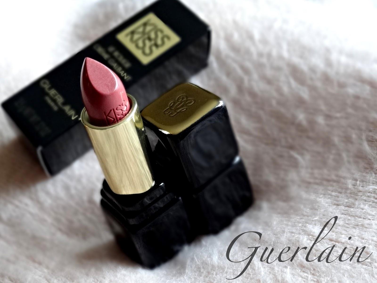 Guerlain Kiss Kiss Lipstick In Beige Booster #303