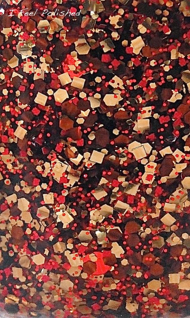 You Polish Chocolate Covered Love