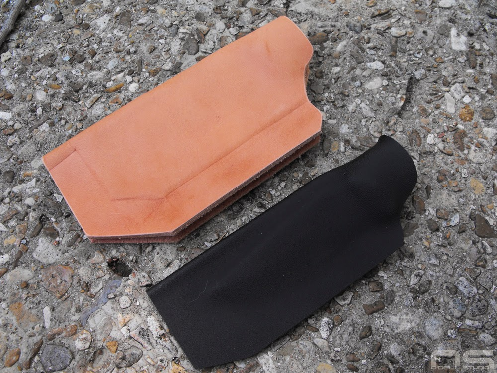 enzo trapper bushcraft sheath