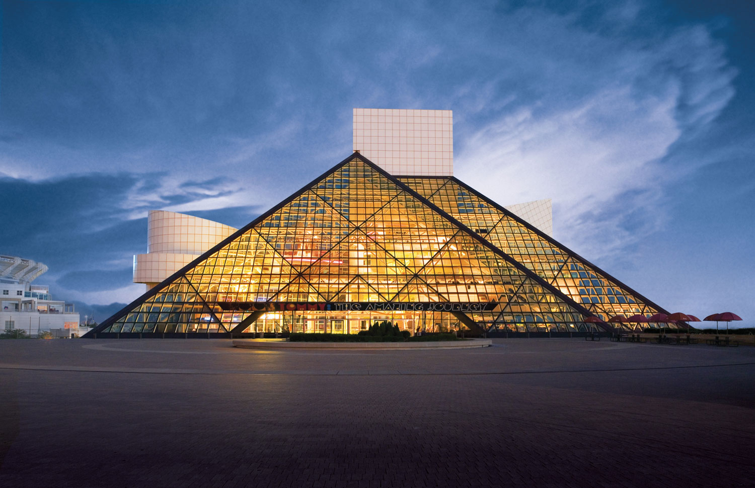 The Rock and Roll Hall of Fame Pyramid | Future Rock Legends