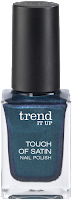 Preview: Die neue dm-Marke trend IT UP - Touch of Satin Nail Polish 010 - www.annitschkasblog.de