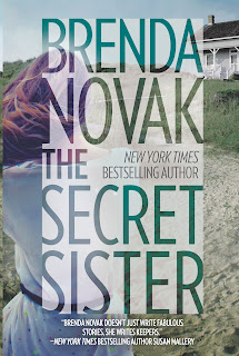 The Secret Sister by Brenda Novak book review and tour