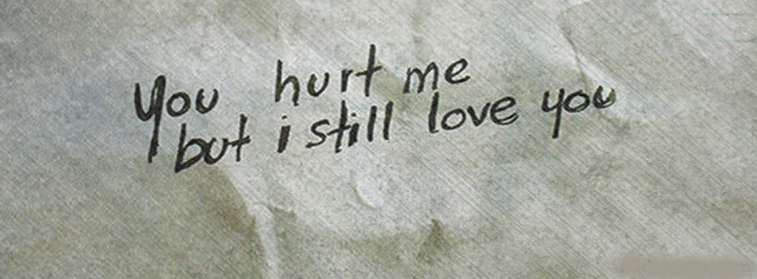 Quotes About Love Cover Photos For Facebook Timeline For Boys : hurted-love-facebook-timeline-cover.jpg