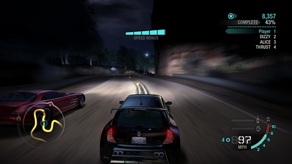 need for speed carbon pc game screenshot gameplay review 4 Need for Speed Carbon (PC/ENG) Full Crack