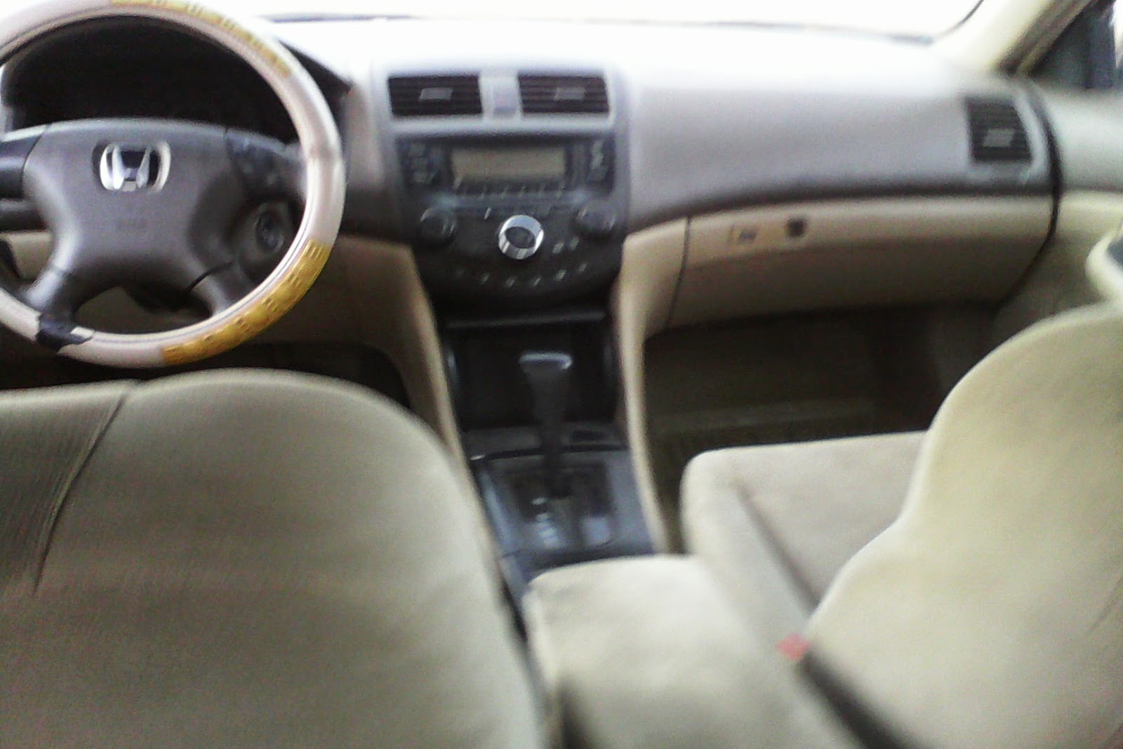 Used Honda Accord 2003
