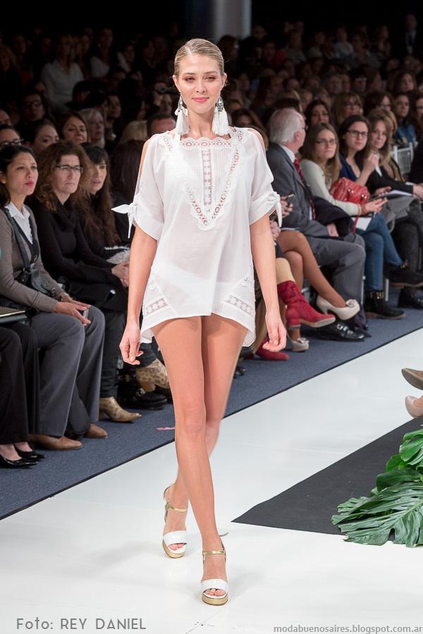 Moda primavera verano 2016. Adriana Costantini primavera verano 2016. #ARFW16