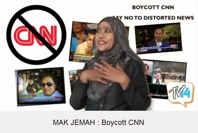 @najibrazak : Mak Jemah Tibai CNN #makjemah