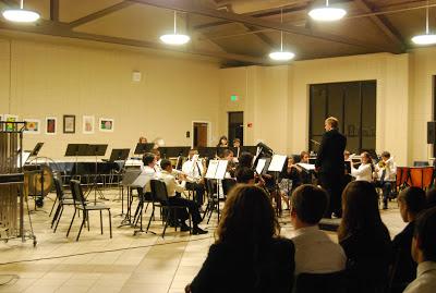 Montgomery Catholic Preparatory School Band and Chorus Fall Concert held October 22 1