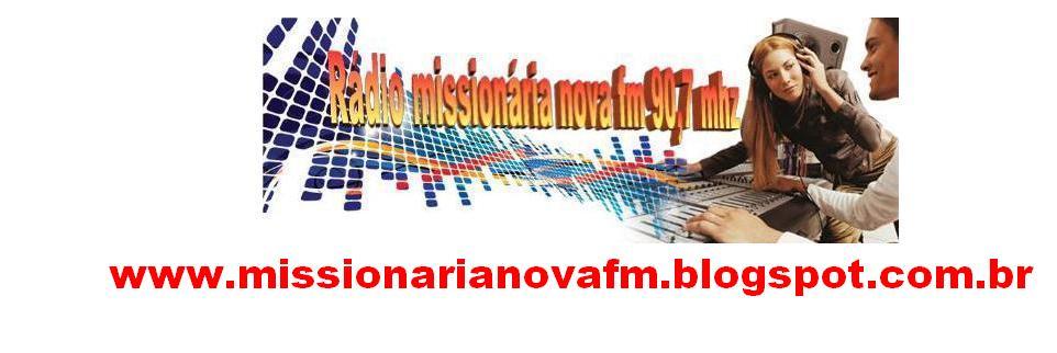 Rádio Missionária Nova Fm