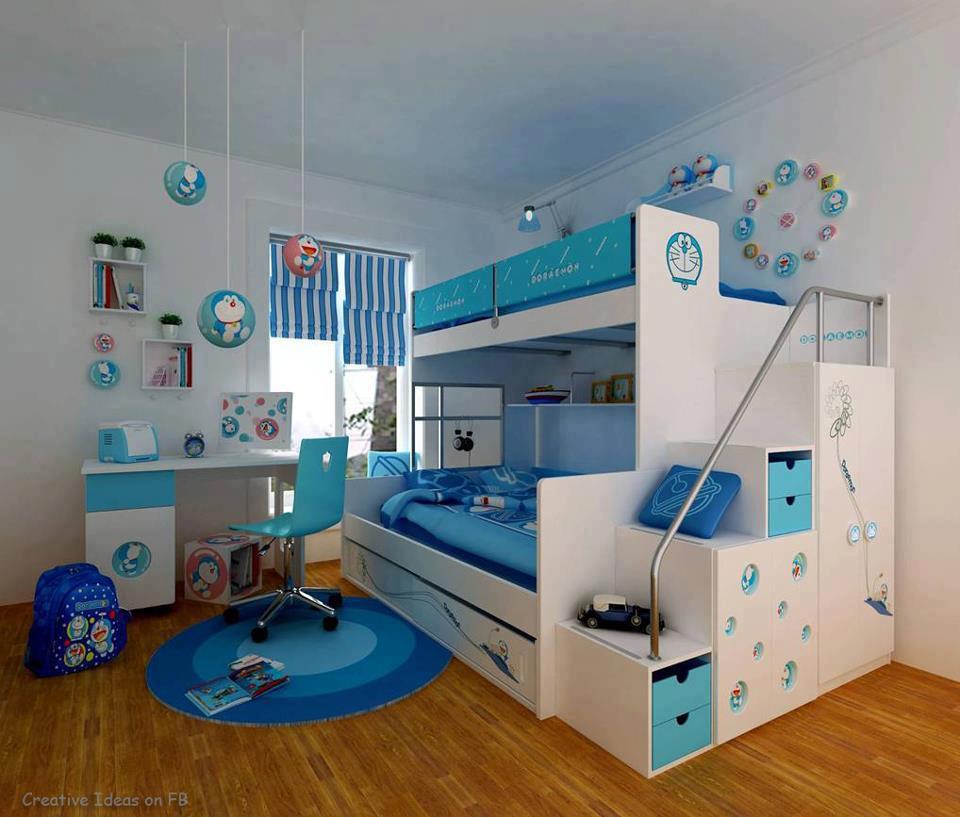 Magnifique 2 id es pour les chambres d 39 enfants int rieur - Etagenbett interio ...