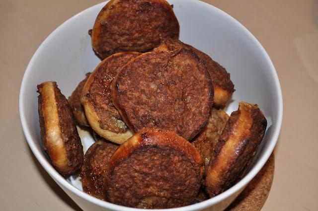 Kjøttkakeskiver
