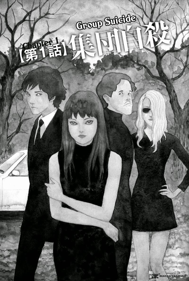 Black Paradox - Junji Ito