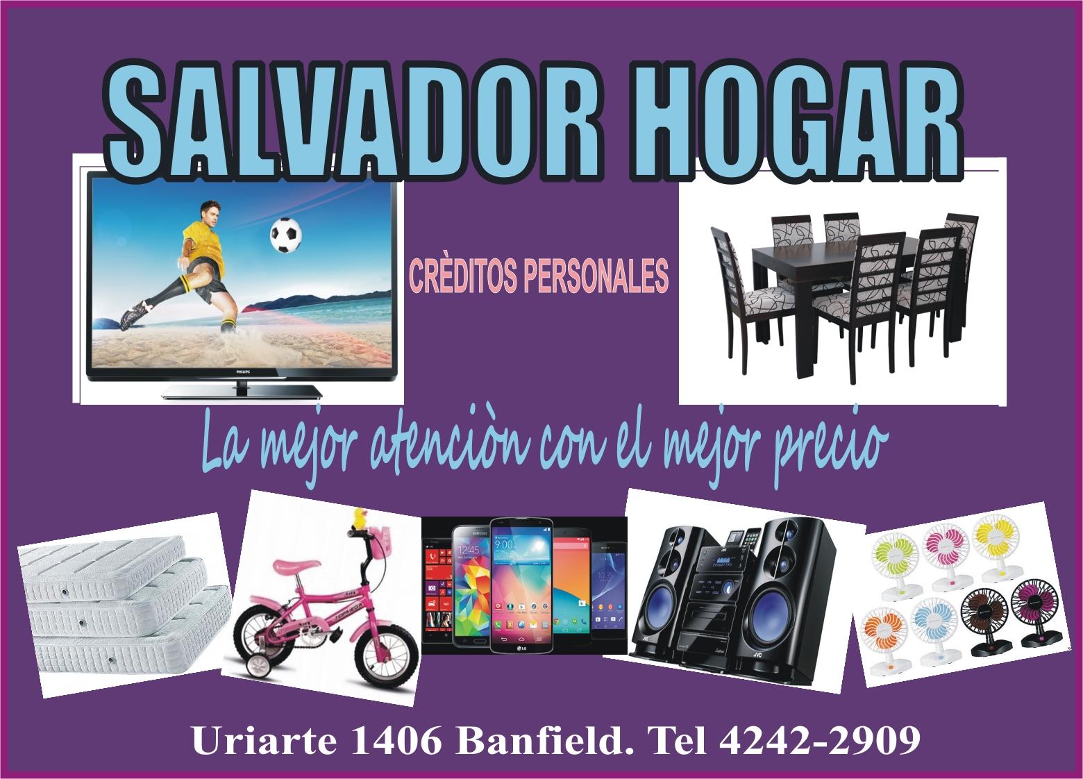 SALVADOR HOGAR