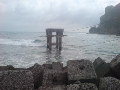 Pantai Sadeng (BENGAWAN SOLO PURBA)