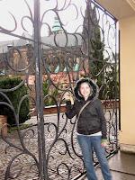 Me in Prague!