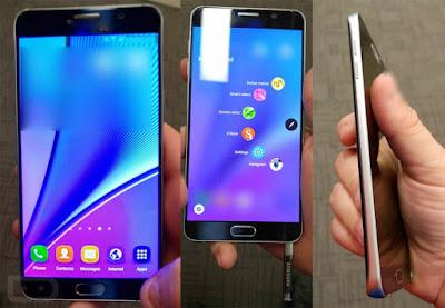 Harga Samsung Galaxy Note 5 Terbaru 2016