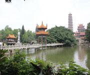 World Heritage Sanfang Qixiang