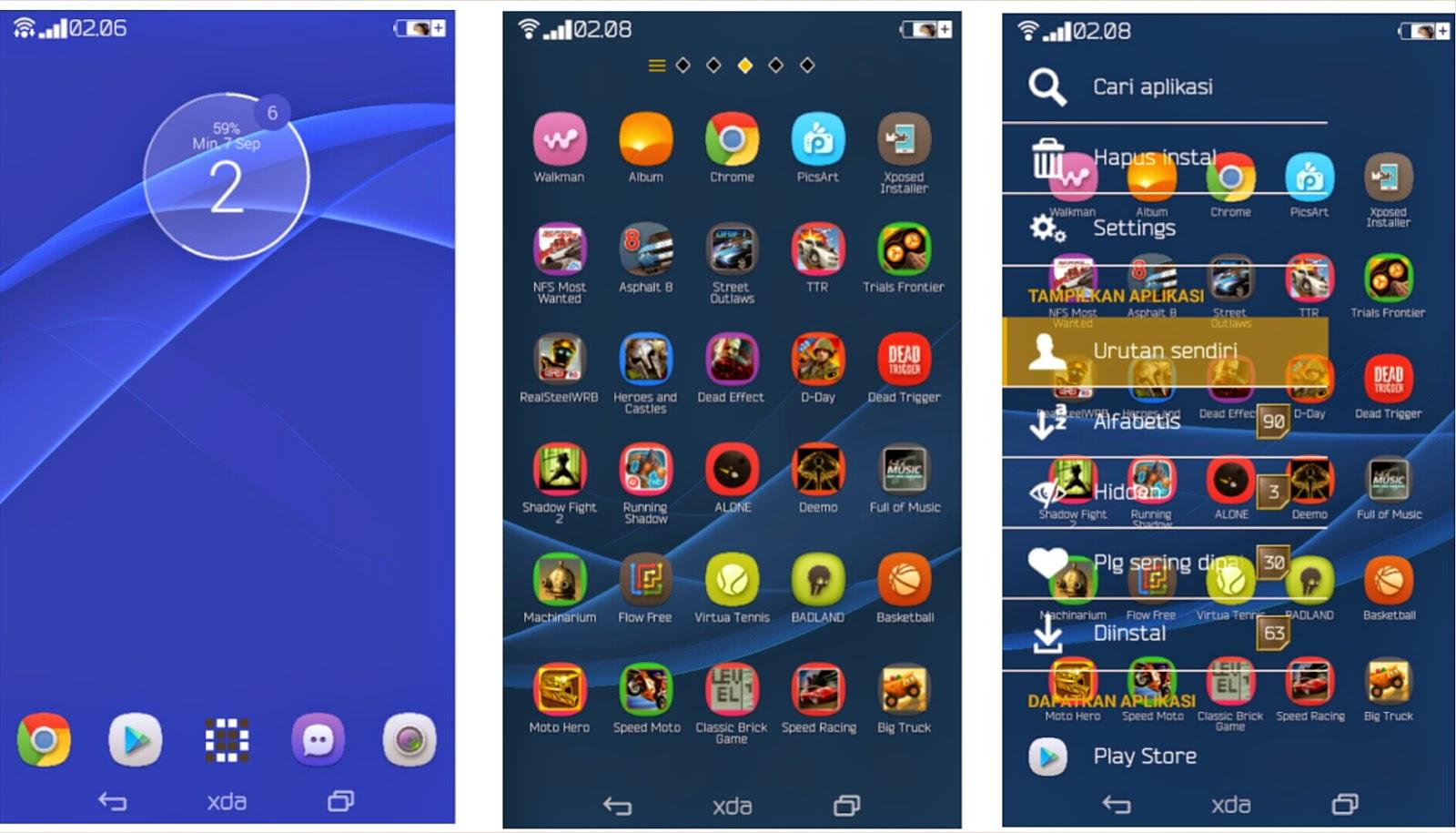 Cara Mudah Modifikasi Tampilan Tanpa Bongkar Apk (Dunia Android)
