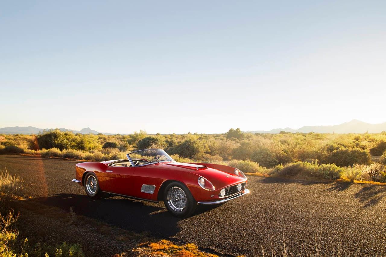 169 Automotiveblogz 1958 Ferrari 250 Gt Lwb California