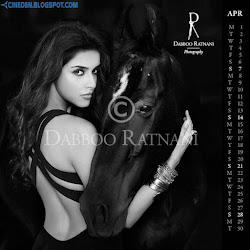 Asin Thottumkal on Dabboo Ratnani 2013 Calendar Hot Celebrities Photoshoot Stills