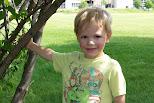 Edward age 3