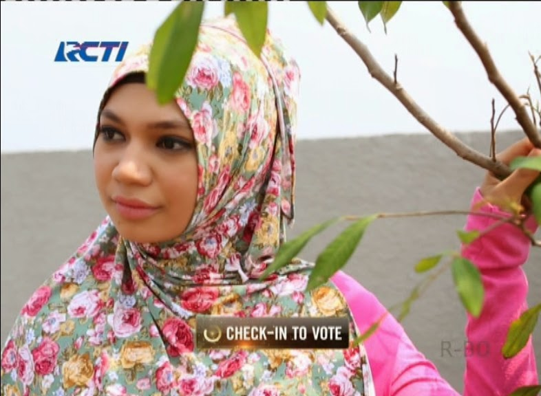 Indah nevertari rising star indonesia 2 oktober 2014
