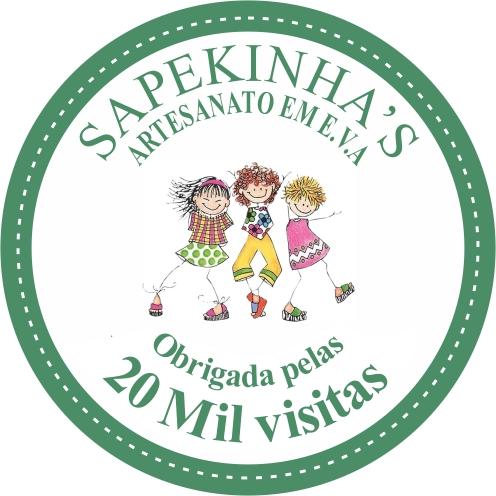 Selinho 20.000 Visitantes