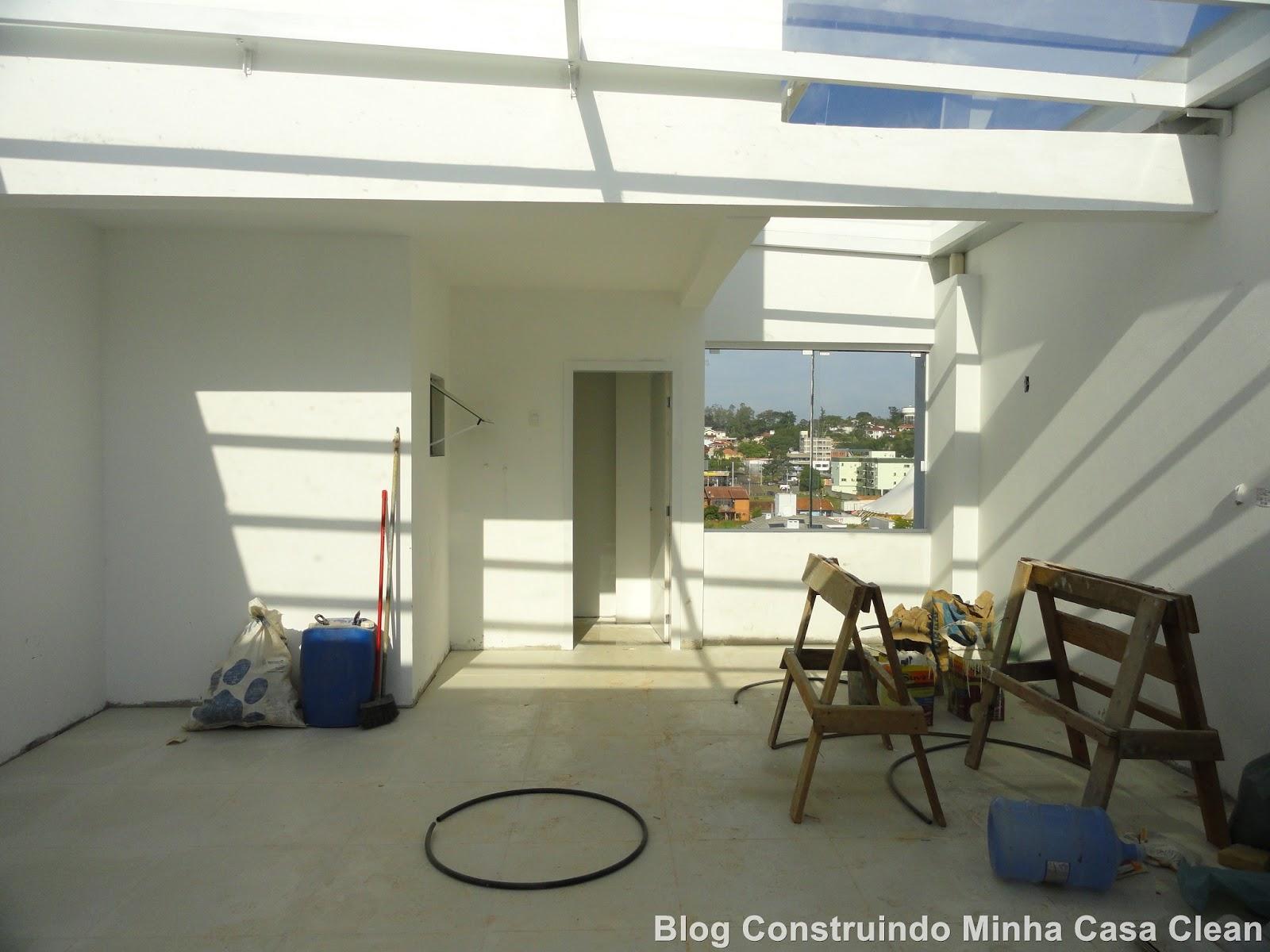 #7C814A Construindo Minha Casa Clean: A Casa Toda com Rejuntes Tomadas Vasos  226 Janelas De Vidro Para Lavanderia