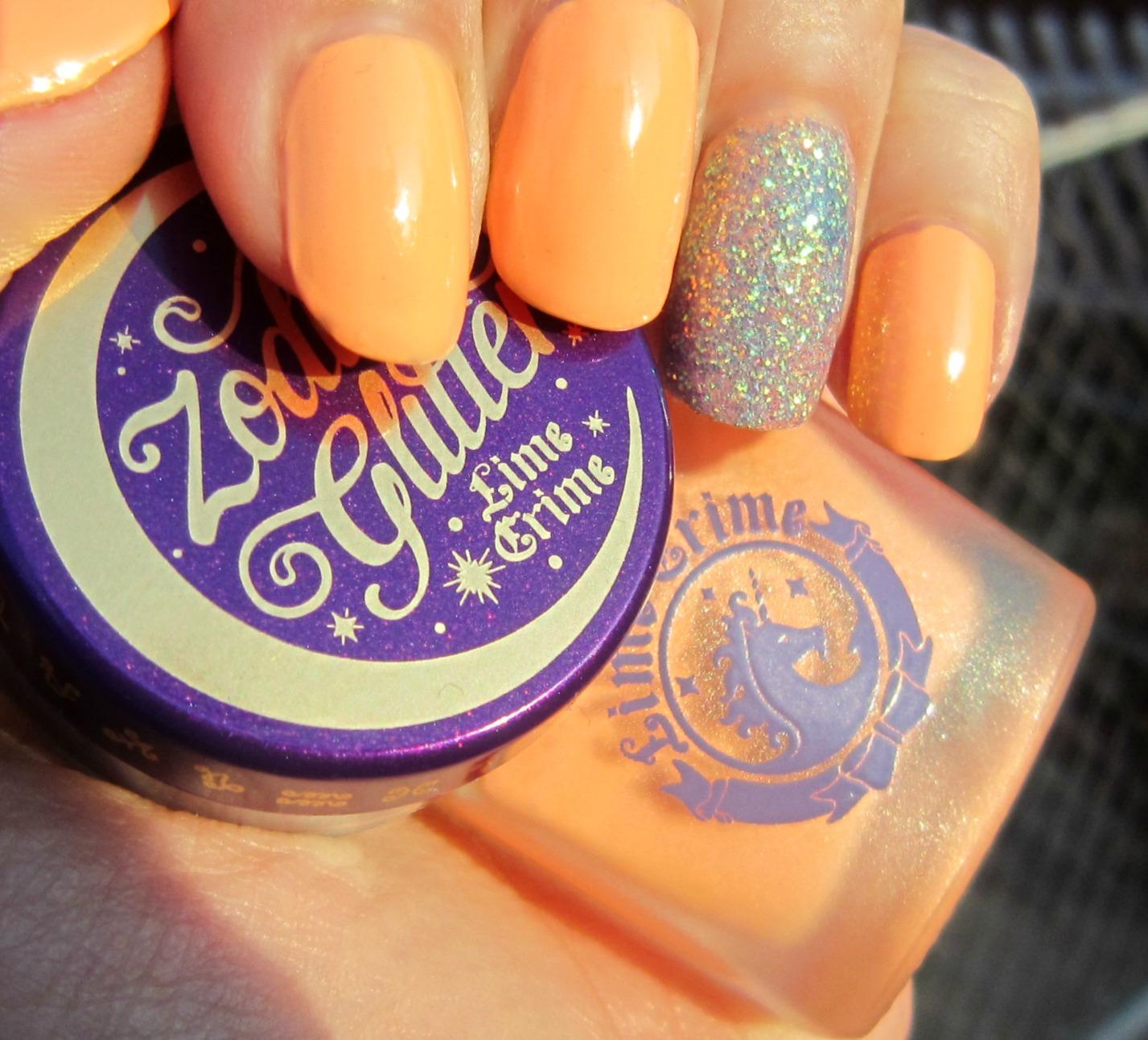 Concrete and Nail Polish: Lime Crime Zodiac Loose Glitter Pisces ...