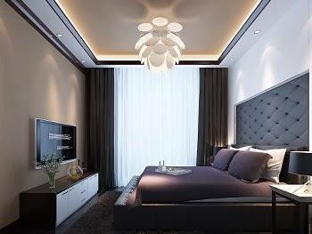 kumpulan desain kamar tidur minimalis modern   gambar