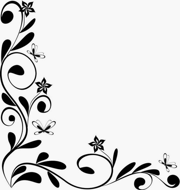 Flowers Sketches Designs Drawing Best And Beautiful Black White
