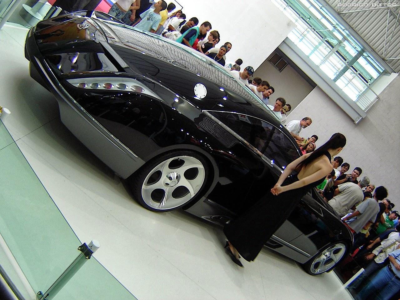 FAB WHEELS DIGEST (F.W.D.): 2005 Maybach Exelero Concept