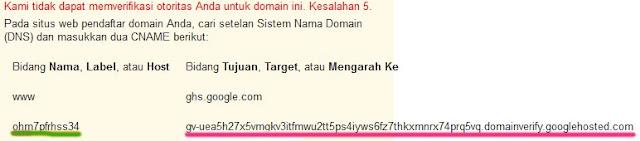 Cara Mendapatkan Domain Dot.tk gratis Selamanya dan Cara setting DNS ke Blogger