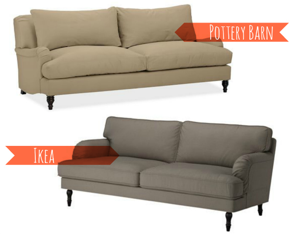 Youu0027ve Got Options: Turned Leg Sofa