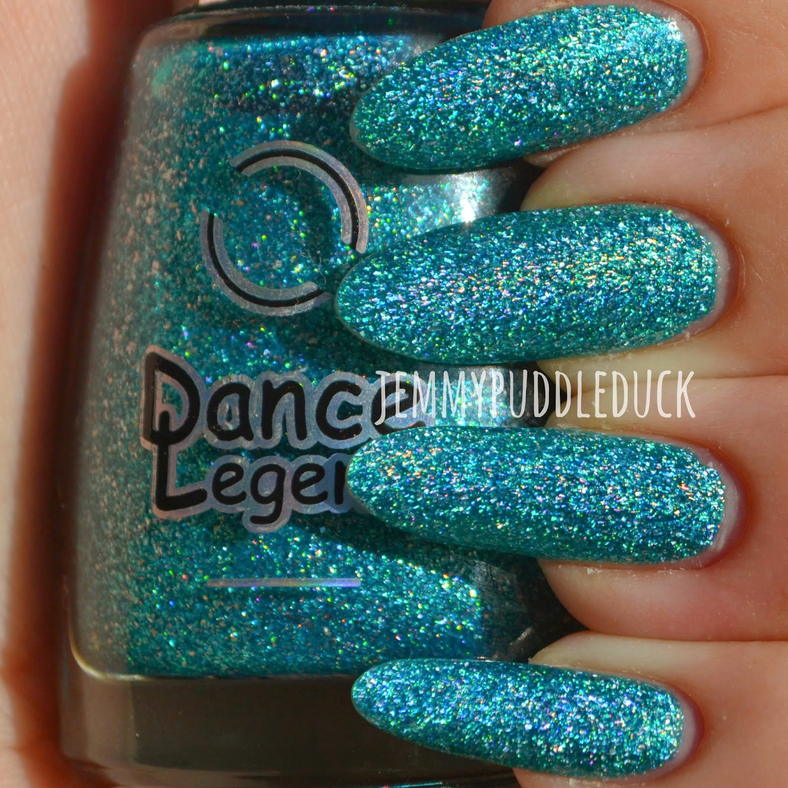 Dance Legend Holy diver polish nails nail lacquer varnish