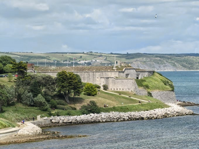 Nothe Fort Home Front WWII Weekend 26th 27th July 2014