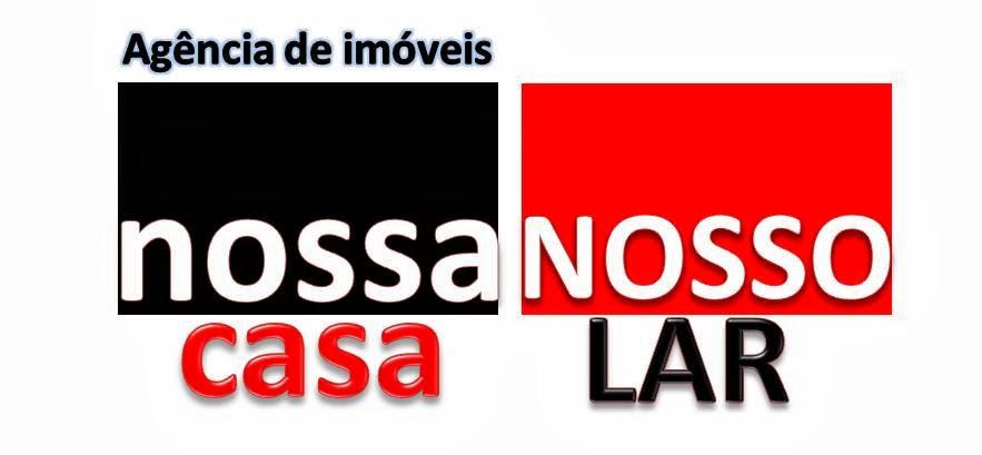Agência de Imóveis NOSSA CASA NOSSO LAR