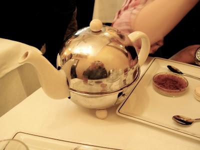 Mariage Freres Marais Paris teapot
