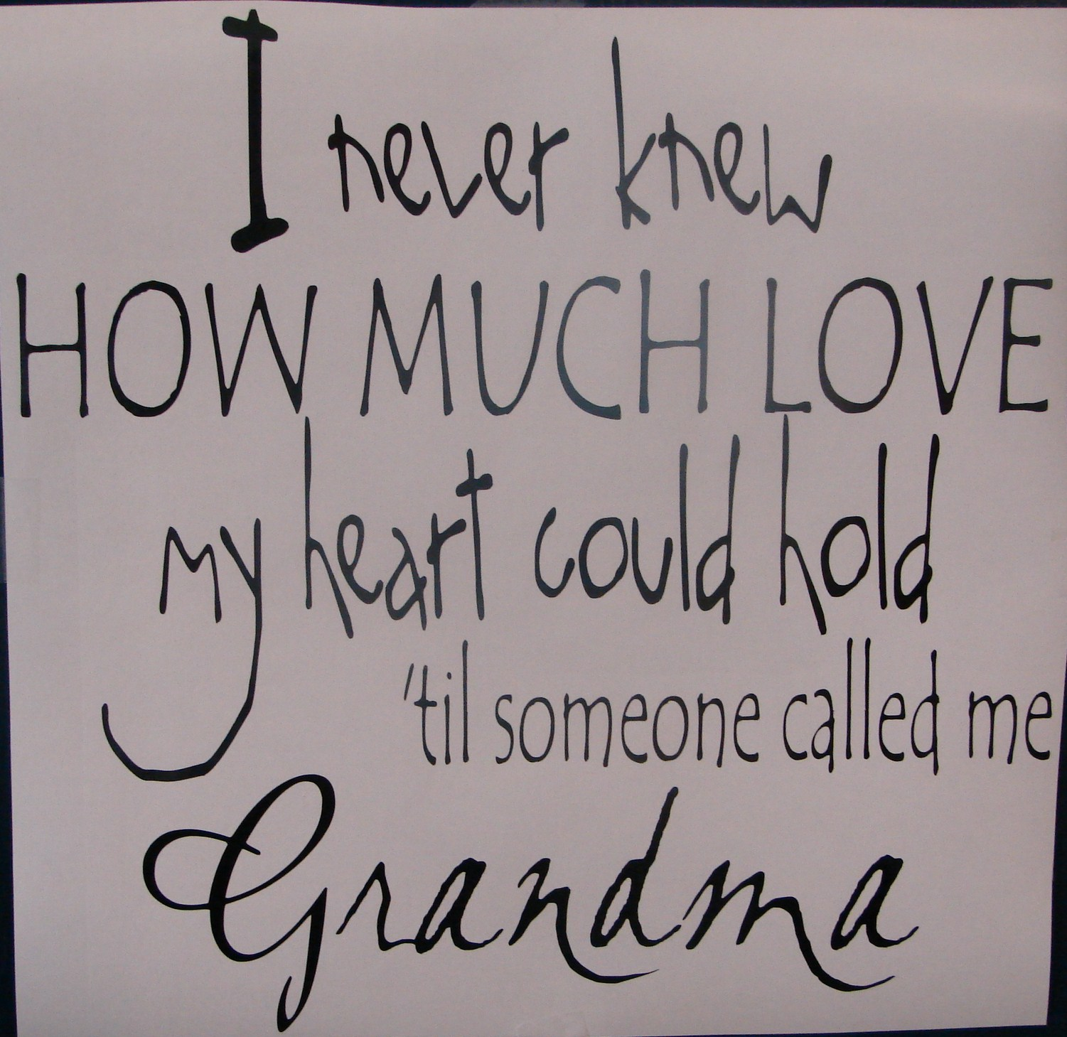 I Love You Grandmother Quotes Quotesgram