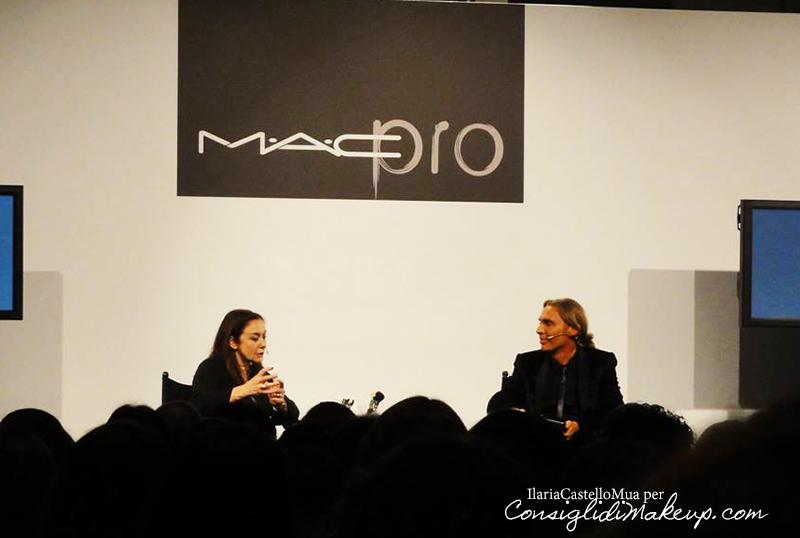 MAC Influencer Masterclass con Francesca Tolot: #ItaliansDoItBetter