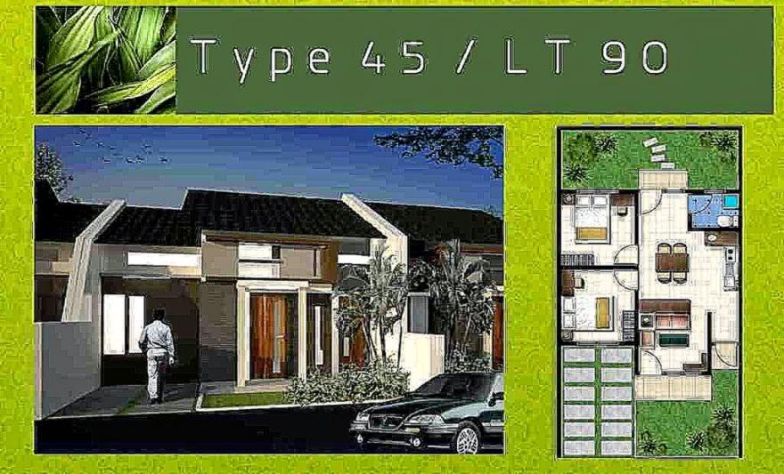 denah rumah minimalis 2 lantai type 45 best ideas for