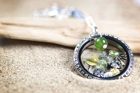 Margarita Time Origami Owl Living Locket