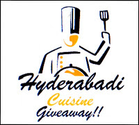 Giveaway From Hyderbadi Cuisine