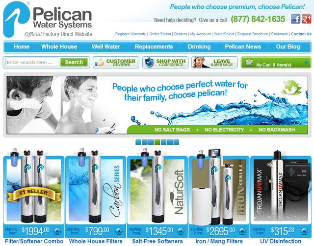 Water Filtration Systems Reviews for Home
