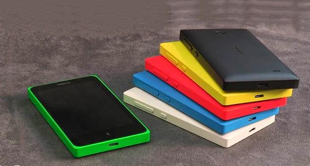Harga Dan Spesifikasi Nokia X Platform New, OS Platform Nokia X (Android AOSP)